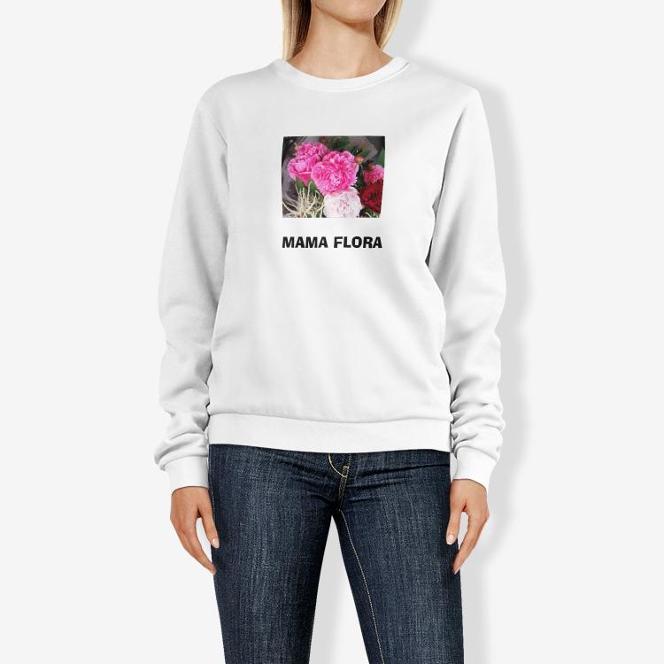 Women s Crew Neck Sweatshirt