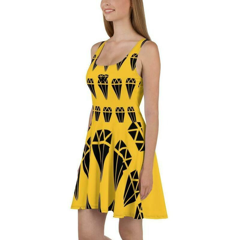 Tamboori Diamond Dress