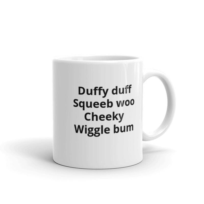 Wiggle Bum Dance