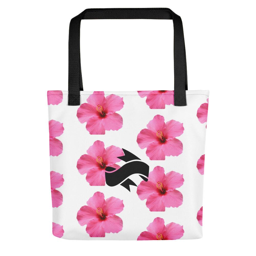 Rose of Sharon Tote bag