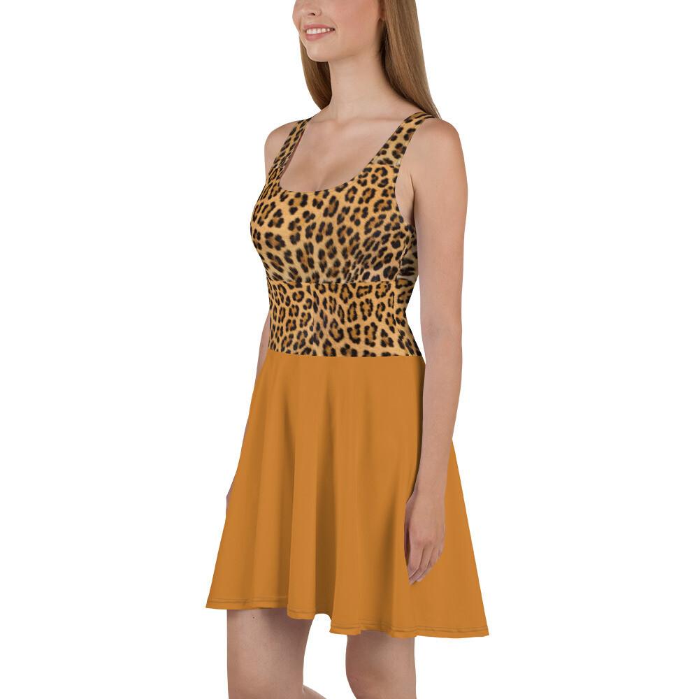 WINDSOR-BUSH LEOPARD DRESS