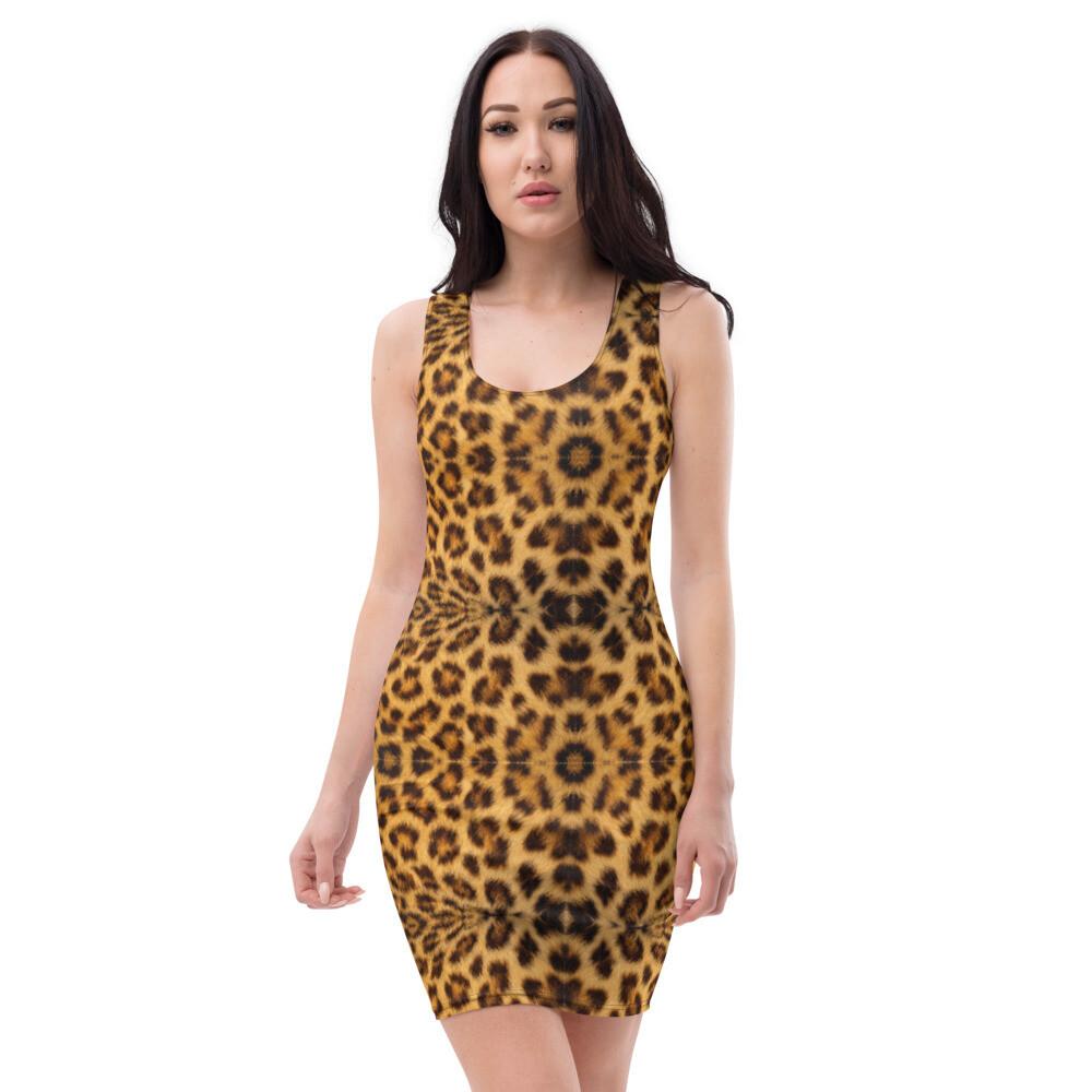 Windsor-Bush Chinchilla Dress