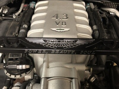 Aston Martin V8 Vantage Brace Kit