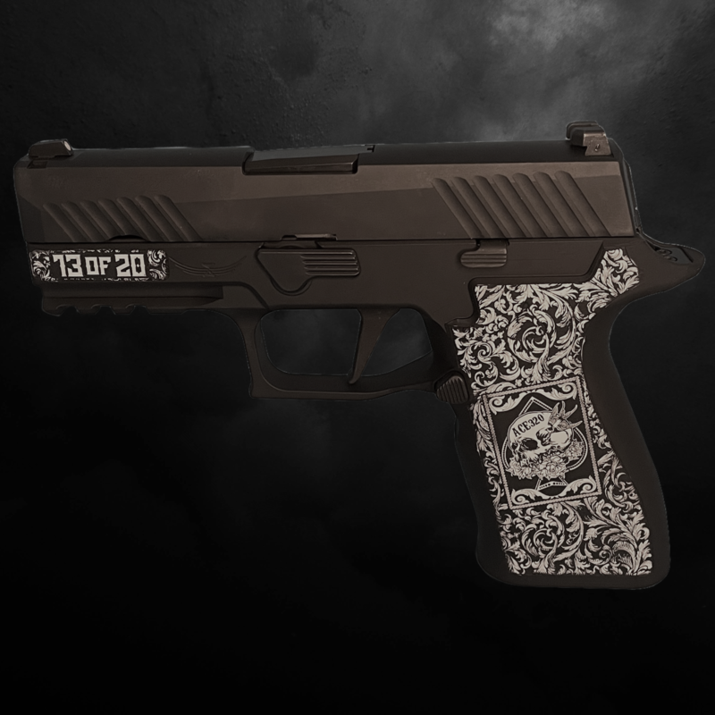 Limited Edition Dark Alliance X-Carry Grip Module