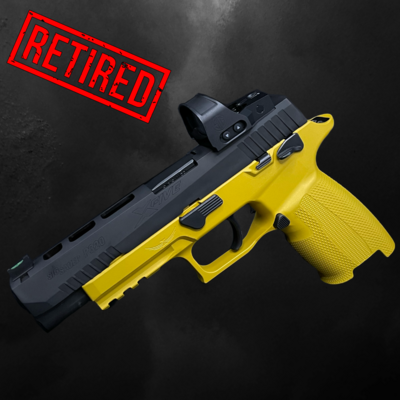 Retired A.C.E. 320 M17/18
