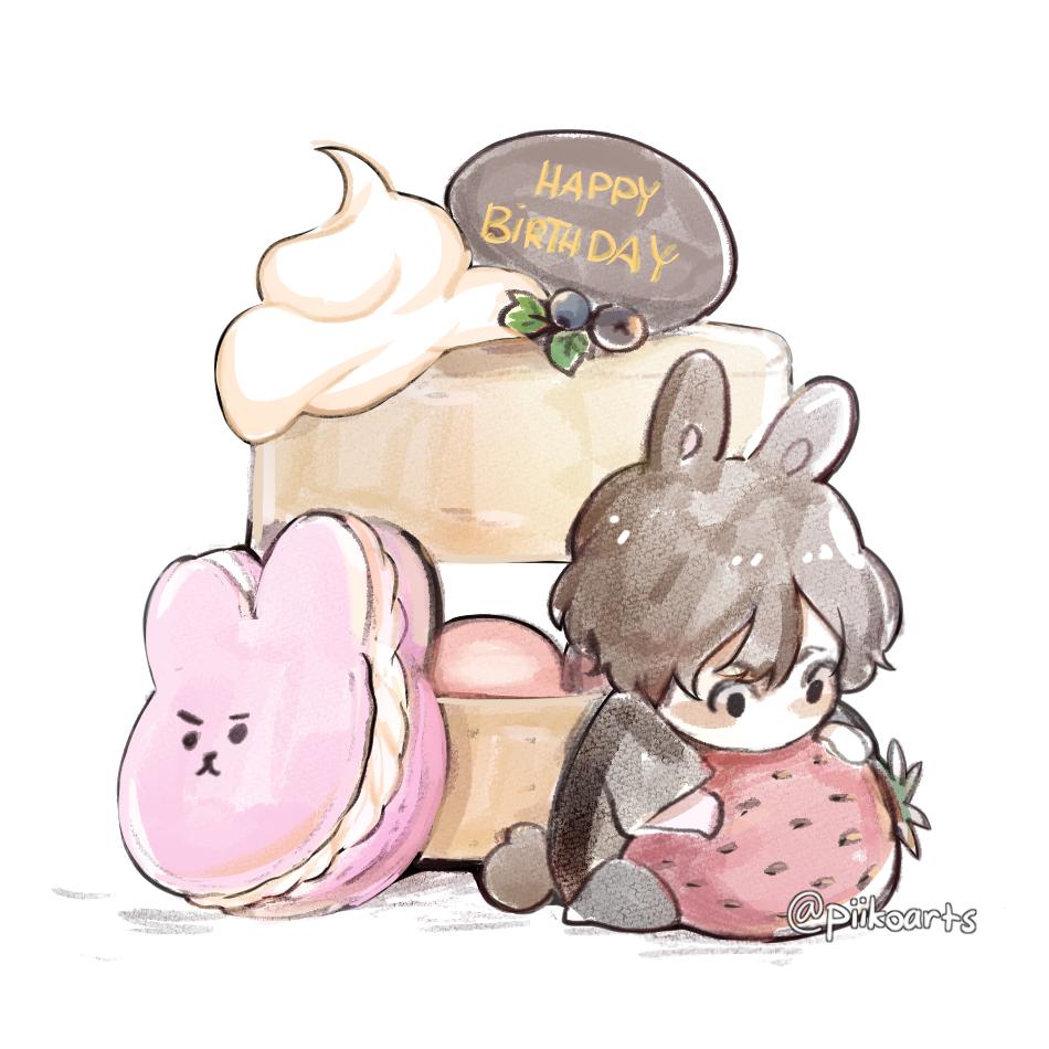 Jungkook Cake Print