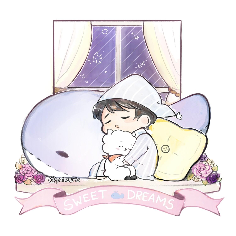 Sweet Dreams Jin
