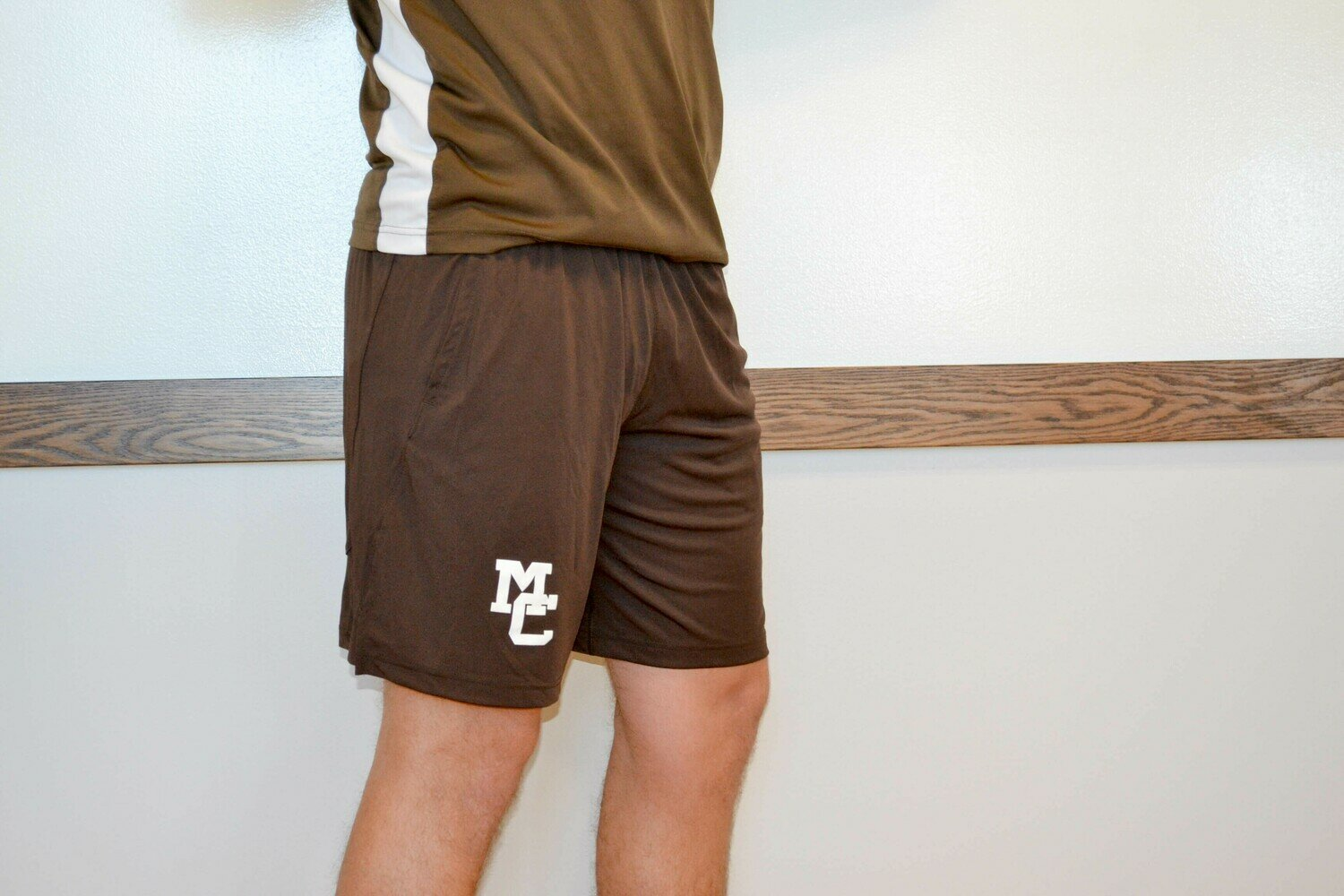Brown Nike Shorts
