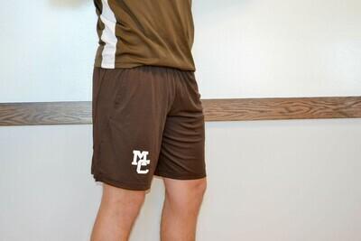 Brown Nike Shorts