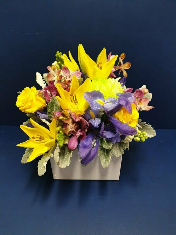 Floral Arrangements, in Box or Vase
