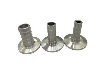 KF25 Hose Barb Aluminium (Various Sizes)