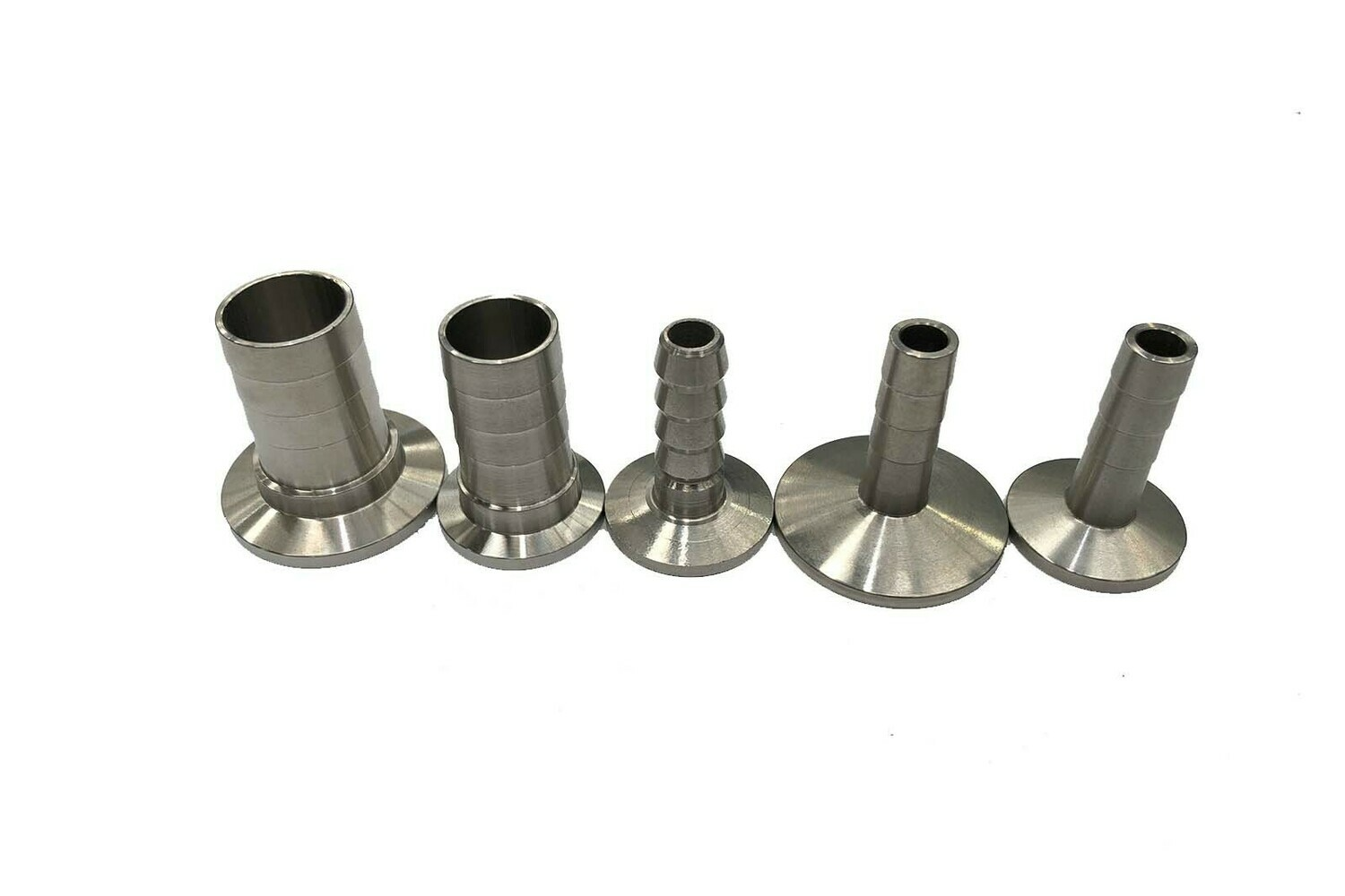 KF16 Hose Barb Stainless Steel (Various Sizes)