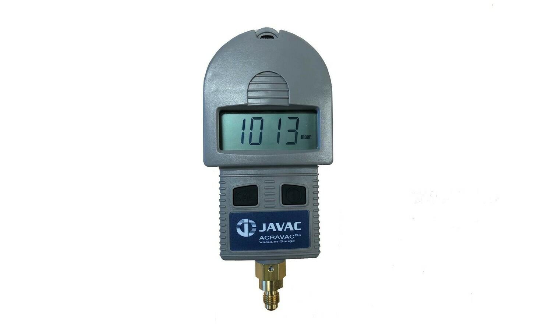 Acravac Plus Digital Vacuum Gauge