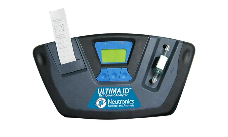 Neutronics Ultima ID™ RI-2004DX Series Refrigerant Analyzer