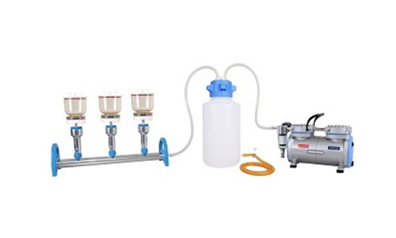 Vacuum Filtration System MultiVac 310-MS-T / MultiVac 610-MS-T