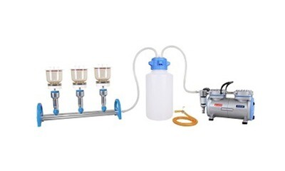 Vacuum Filtration System MultiVac 310-MS-T / MultiVac 610-MS-T