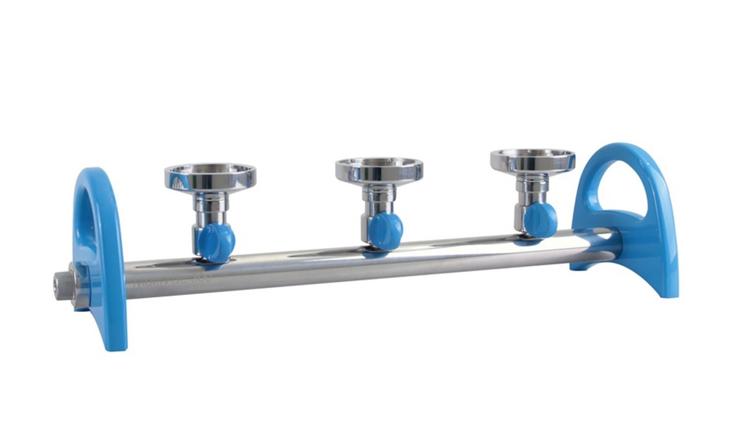 Stainless Steel Spin-Lock Design Multi-Branch Manifold MultiVac 300-MB / MBMultiVac 600-MB