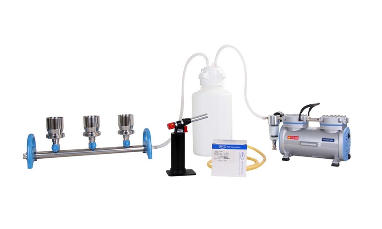 Vacuum Filtration System MultiVac 300-MB-T / MultiVac 600-MB-T