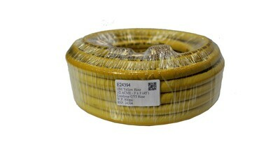 10m Refrigeration Hose YELLOW