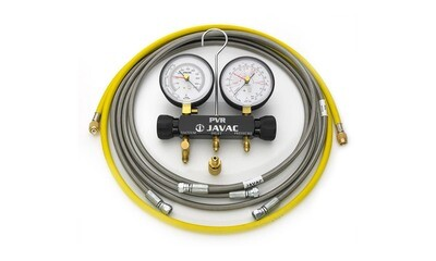 PVR Nitrogen Pressure and Vacuum Manifold