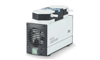 KNF N810.3FT Chemistry diaphragm pump 10 l/min 8 mbar
