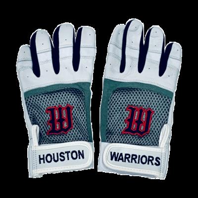 Warriors Batting Gloves (2/$40)