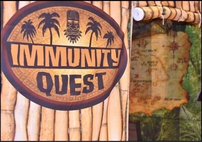 Immunity Quest ticket