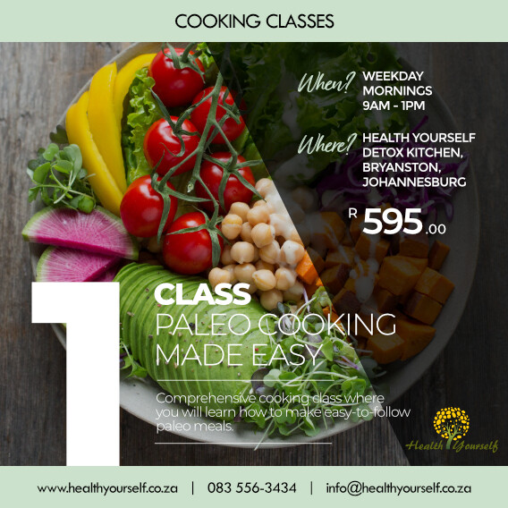 1-Class Paleo Cooking Made Easy