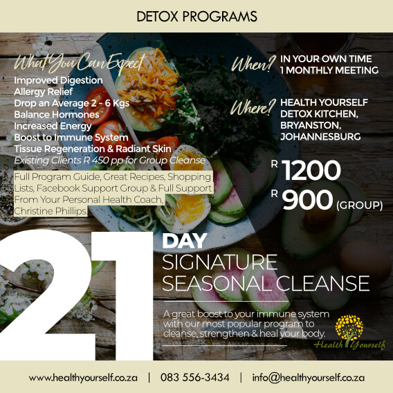 21-Day Signature Summer Cleanse