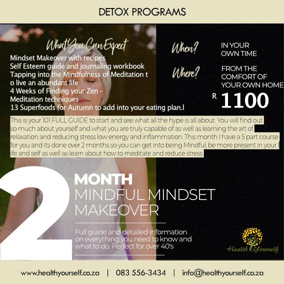 2-Month Mindful Mindset Makeover