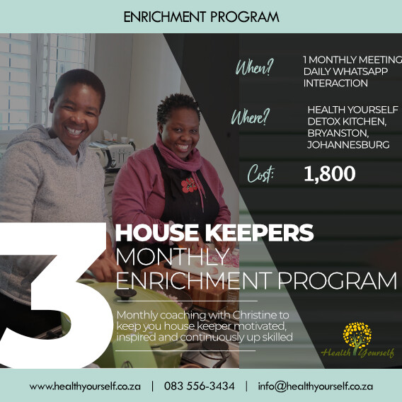 Housekeeper Enrichment Program
