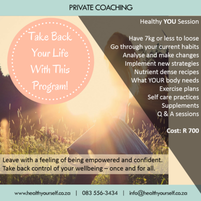 #Trending | Healthy YOU Session