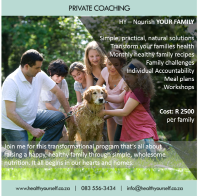 HY Nourish YOUR FAMILY