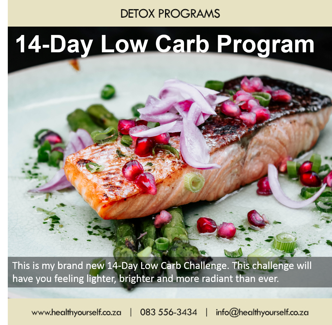 14-Day Low Carb Program