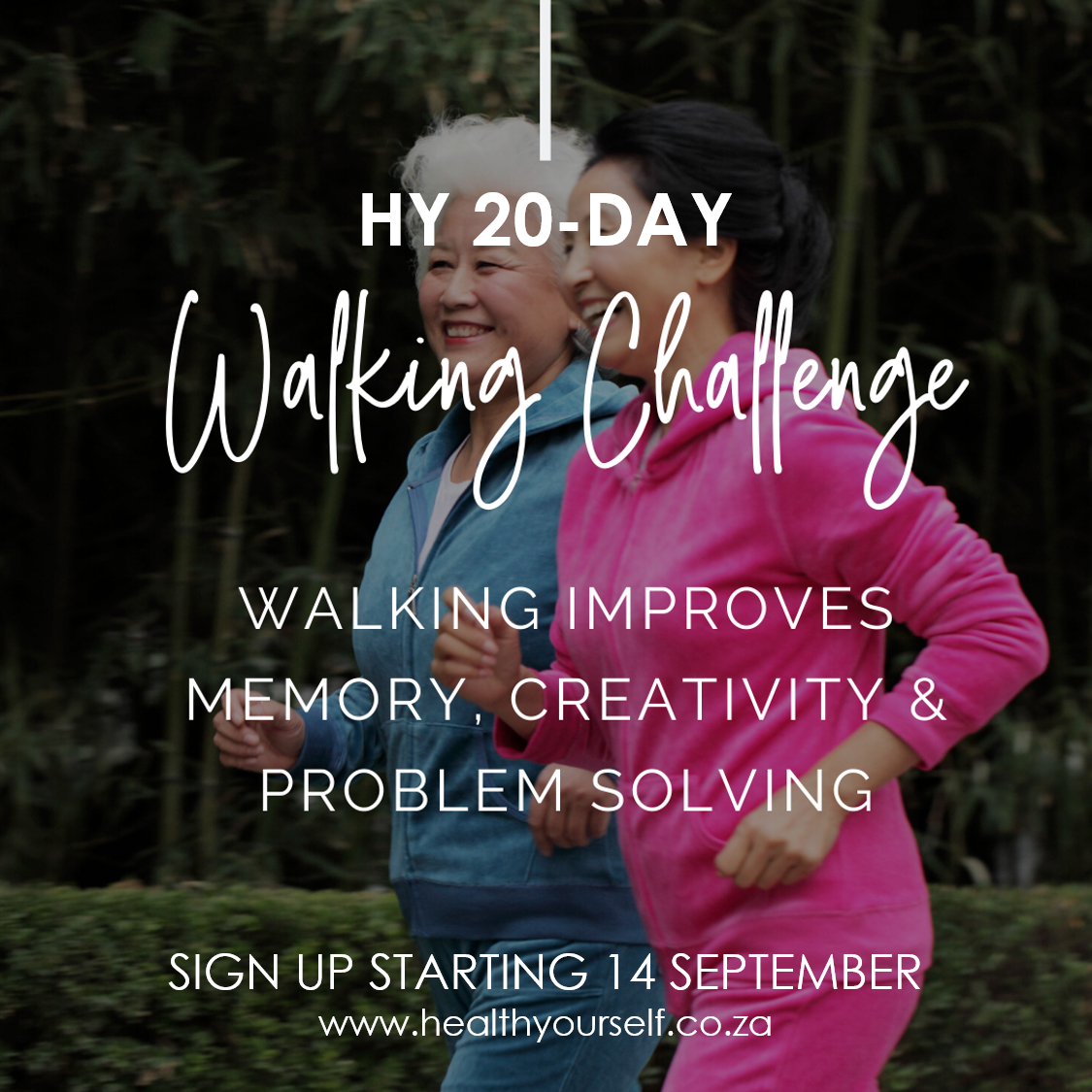 21-Day Walking Challenge