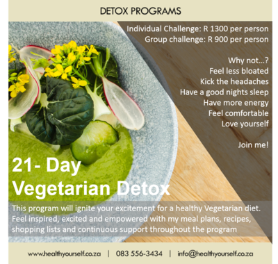 #Trending | 21-Day Vegetarian Program