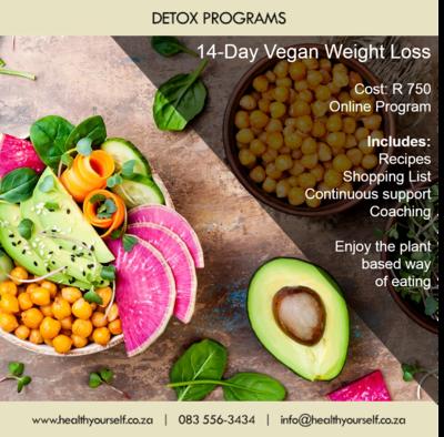 #Trending   14-Day Vegan Weight Loss