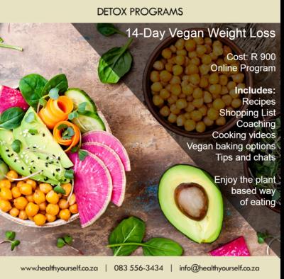 14-Day Vegan Weight Loss