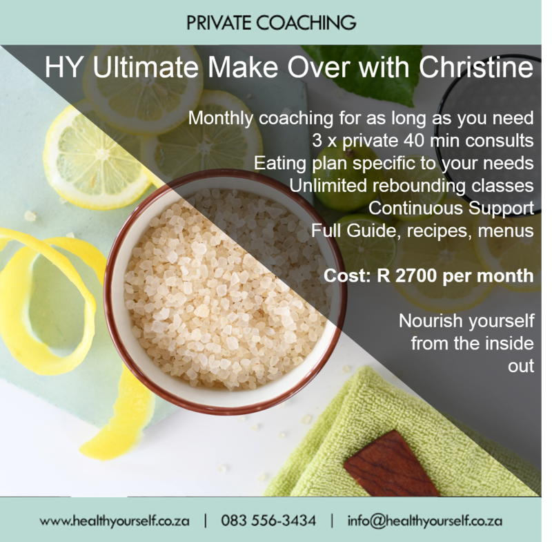 HY Ultimate Make Over with Christine