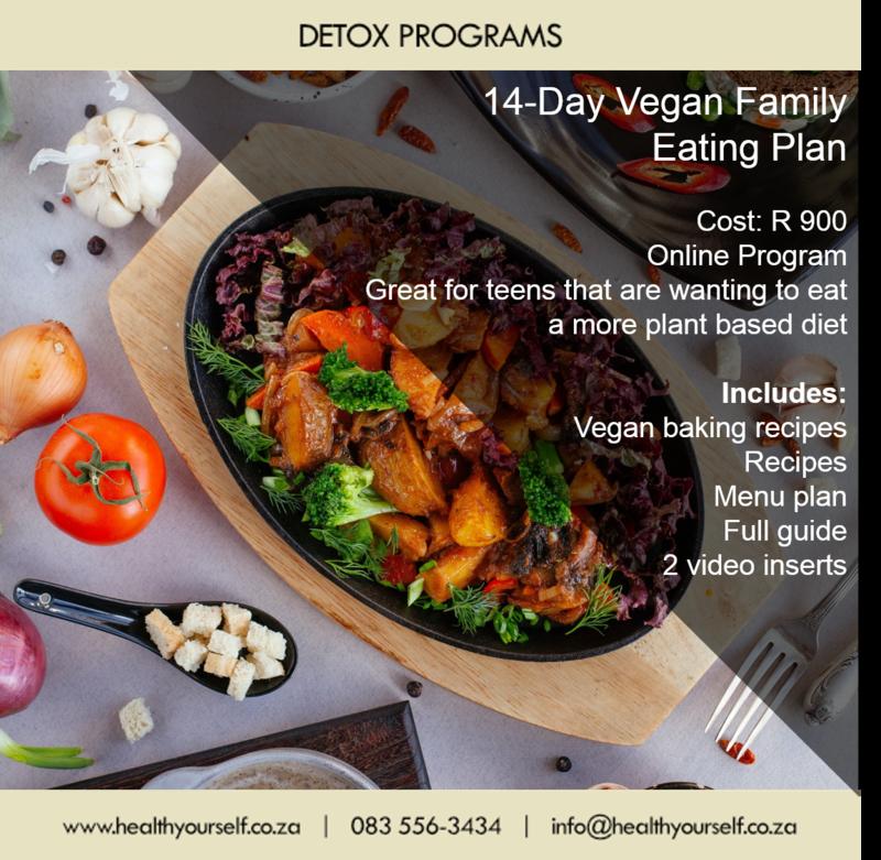 14-Day Family Vegan Program