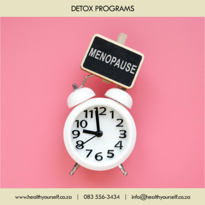 #21-Day Menopause Program JULY AND AUGUST 2021
