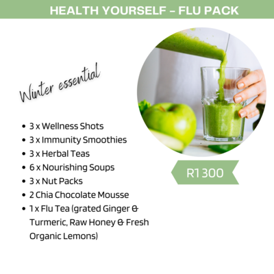 FLU PACK - Winter essential