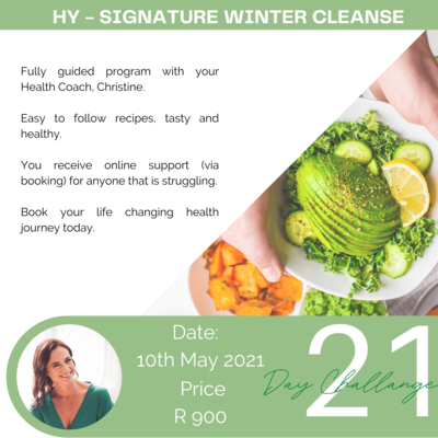 21-Day Signature Winter Cleanse