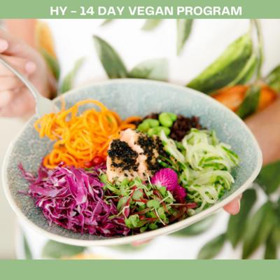 14-Day Vegan Program