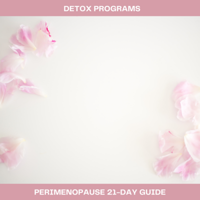 #21-Day Perimenopause Program