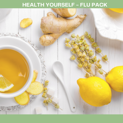 #FLU PACK - Winter essential Available on order anytime