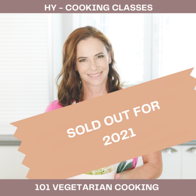 101 Vegetarian Cooking Course