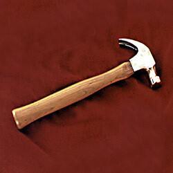 1 lb Claw Hammer
