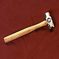 2 lb 8 oz Double-Faced Engineer's Hammer