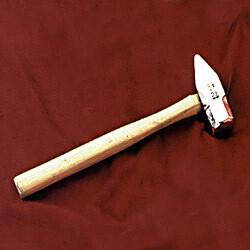 3 lb 4 oz Blacksmith's Hammer